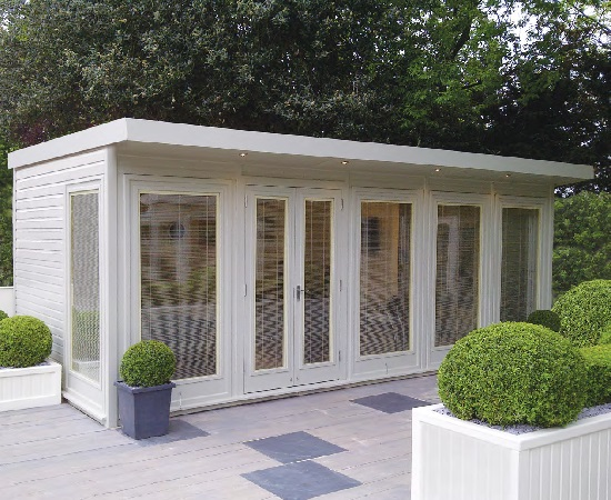 Malvern Collection Of Garden Offices Garden Rooms Garden