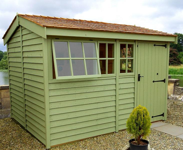 quality garden sheds