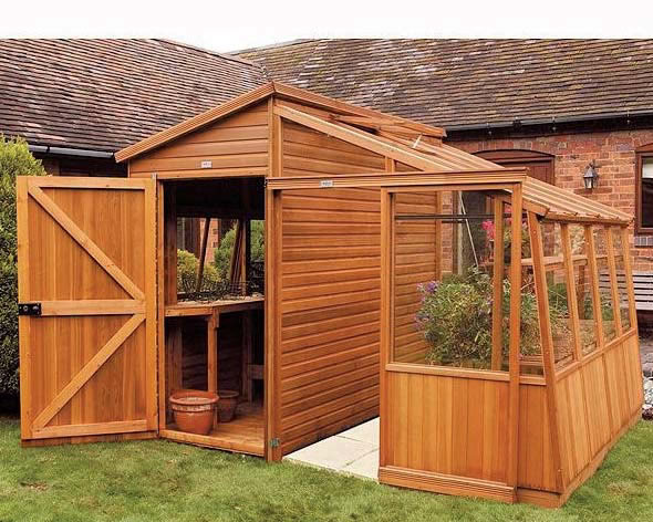 Storage Shed For Sale Garden Shed With Lean To Greenhouse