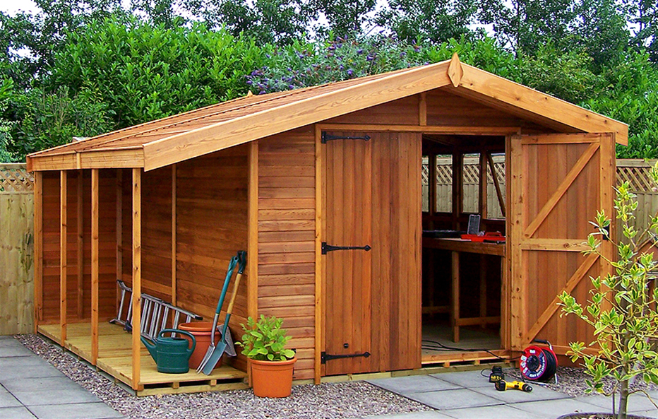 Shed Pictures Design: Quality Garden Sheds